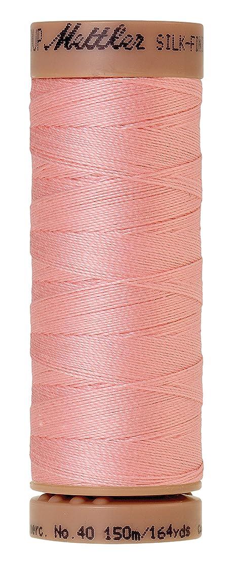 Mettler Silk-Finish 40 Weight Solid Cotton Thread, 164 yd/150m, Shell