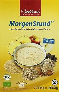 Dr. Jentschura Morgenstund Bio, Hirse-Buchweizen-Brei, 2000g DE-ÖKO-064