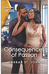 Consequences of Passion: A sensual pregnancy romance (Locketts of Tuxedo Park Book 1) Kindle Edition