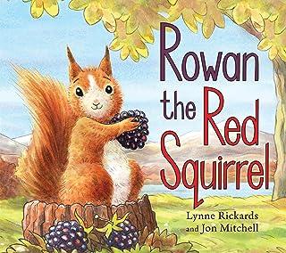 Rowan the Red Squirrel