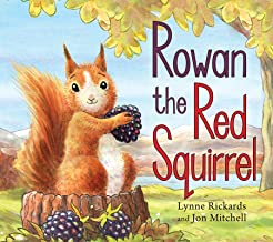 red squirrel books