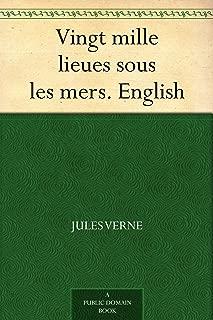 Vingt mille lieues sous les mers. English