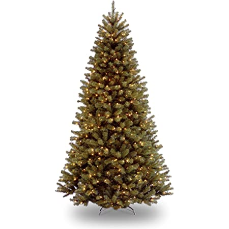 Valle Monte Christmas Tree Elegance 2021 Vidoe Amazon Com National Tree Company Pre Lit Artificial Christmas Tree Includes Pre Strung White Lights And Stand North Valley Spruce 7 5 Ft Home Kitchen