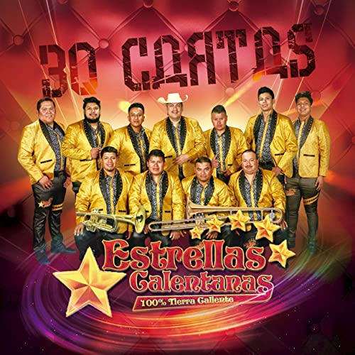 30 Cartas by Estrellas Calentanas on Amazon Music ...