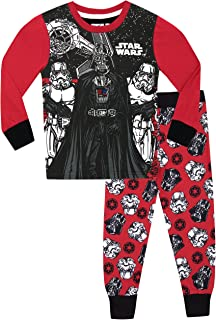 boys star wars pjs