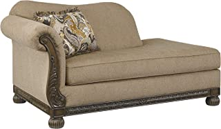 Signature Design by Ashley - Westerwood LAF Corner Chaise, Patina