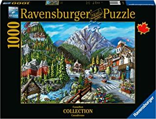 Ravensburger Welcome To Banff 1000Puzzle