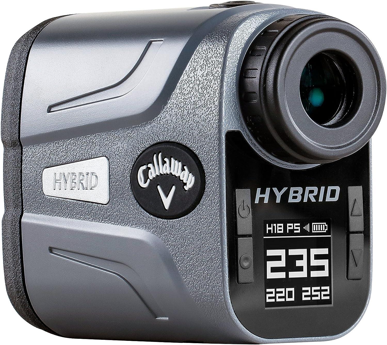 Callaway Hybrid Laser & Rangefinder, Dark Grey