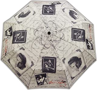 Elvis Presley Foldabld Umbrella Frames with Letters