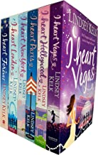 I Heart series lindsey kelk 6 books collection set (hollywood, vegas, new york, paris, london, forever)