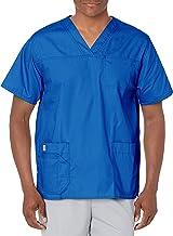 Carhartt Camisa de uniforme hospitalar masculina Ripstop com vários bolsos