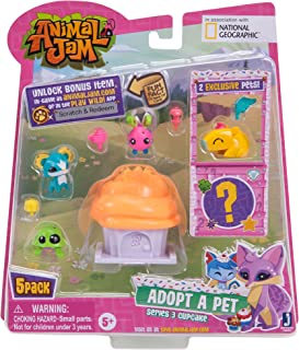 Animal Jam Series 3 Adopt a Pet 5 Pack (Style 5)