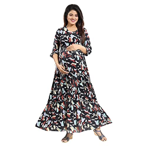 044c78c19b8 Maternity Maxi Dress  Buy Maternity Maxi Dress Online at Best Prices ...
