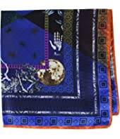 Etro - Alchemy Print Pocket Square