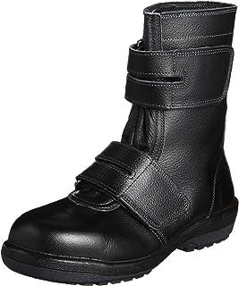 [ミドリ安全] 安全靴 JIS規格 マジックタイプ 長編上靴 ラバーテック RT735