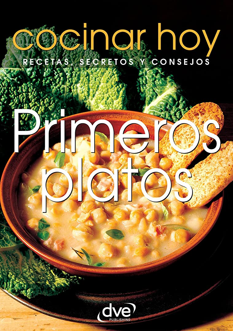 Primeros platos (Spanish Edition)