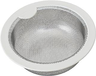 Belca 排水口 ゴミ受け 流し用ステンレス浅型ゴミカゴ 145タイプ 直径14.5×高さ5cm ステンレス 日本製 SP-217