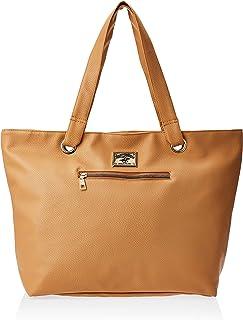 BHPC Womens Tote Bag, CAMEL - BH2686