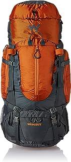 Wildcraft 65 ltrs Red Hiking Backpack (Gangotri Plus Orange)