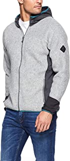 Burton Snowboards Men's Minturn Hooded Full-Zip Fleece Shirt