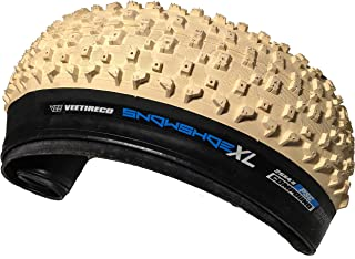 Vee Tire 26x4.8 Snow Shoe XL Fat Tires Folding Bead White Pure Silica Compound
