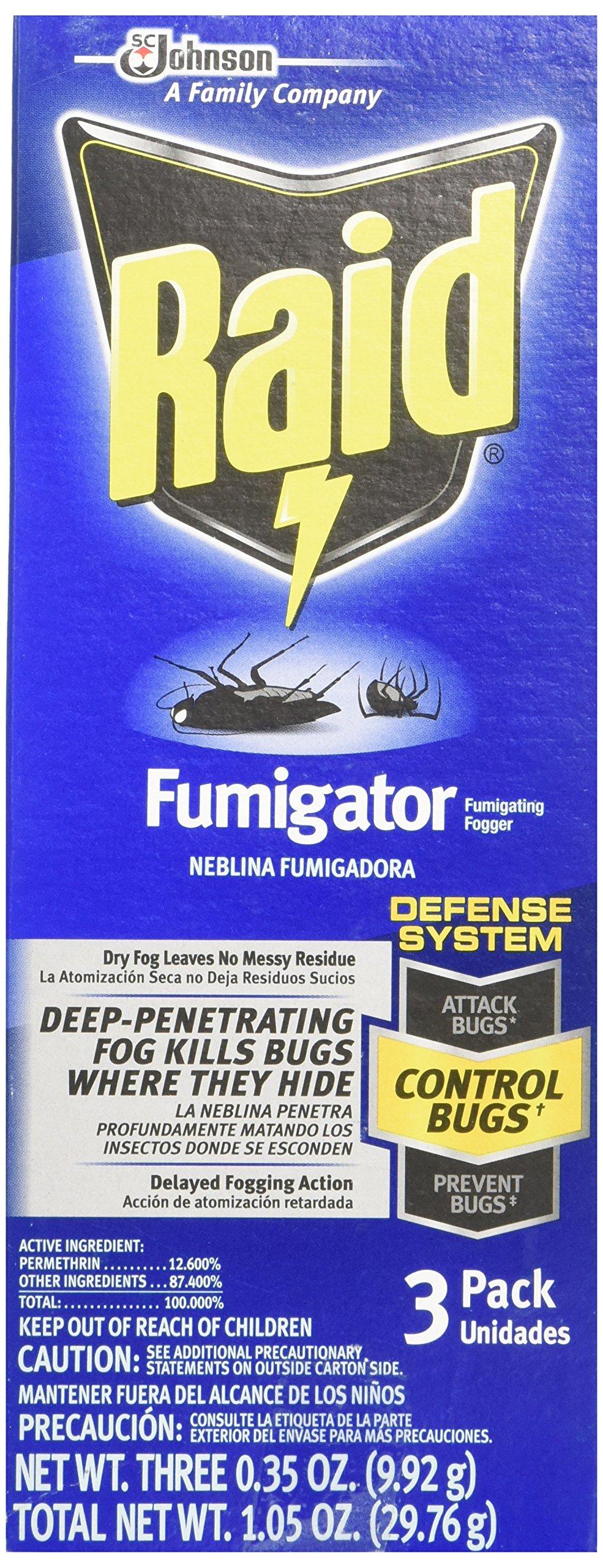 Johnson 1376912 Fogger Fumgtr 35oz 3pk