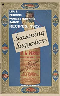 WORCESTERSHIRE SAUCE RECIPES: LEA and PERRINS