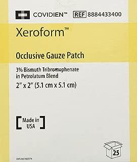 Kendall Xeroform Petrolatum Gauze Dressing 2