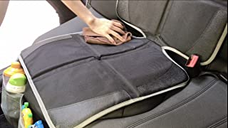Lyork: Water Resistant Seat Protector for Baby Child Car Seat! Simply keep your car neat and clean!
