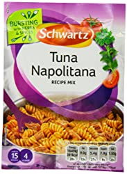 Schwartz Tuna Napolitana Recipe Mix, 30g