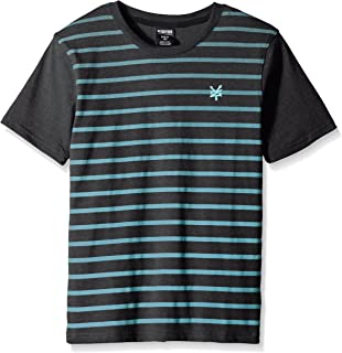 Zoo York Big Boys' Short Sleeve Crew Neck Shirt
