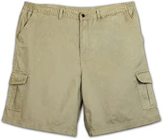 Full Blue mens Cargo Shorts