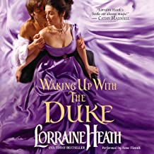Waking up with the Duke: London's Greatest Lovers, Book 3