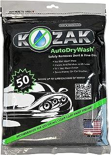 Kozak Auto DryWash, 3.8 sq. ft - 3 Pack