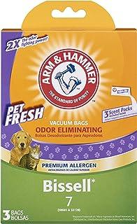 Arm & Hammer Bissell Style 7 Pet Fresh Premium Paper Vacuum Bag