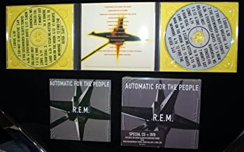 rem automatic for the people dvd audio