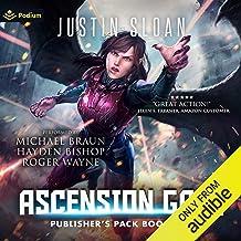 Ascension Gate: Publisher's Pack 2: Ascension Gate, Books 3-4