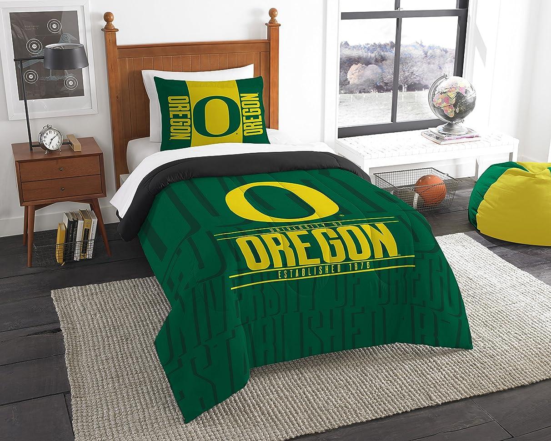 NCAA Modern Take Twin Comforter and Sham