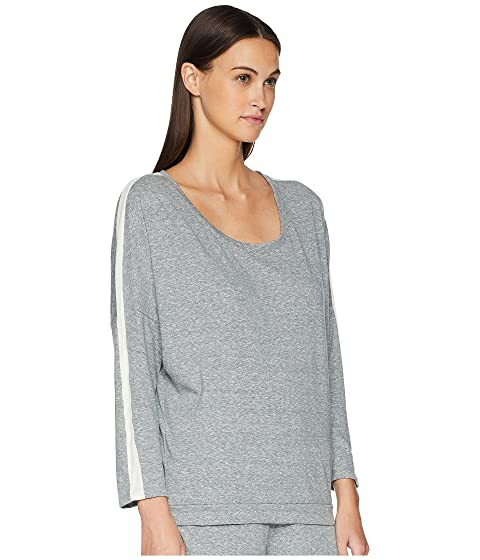 Heather The Grey Tee Active Heather Slouchy Eberjey TqxHdT