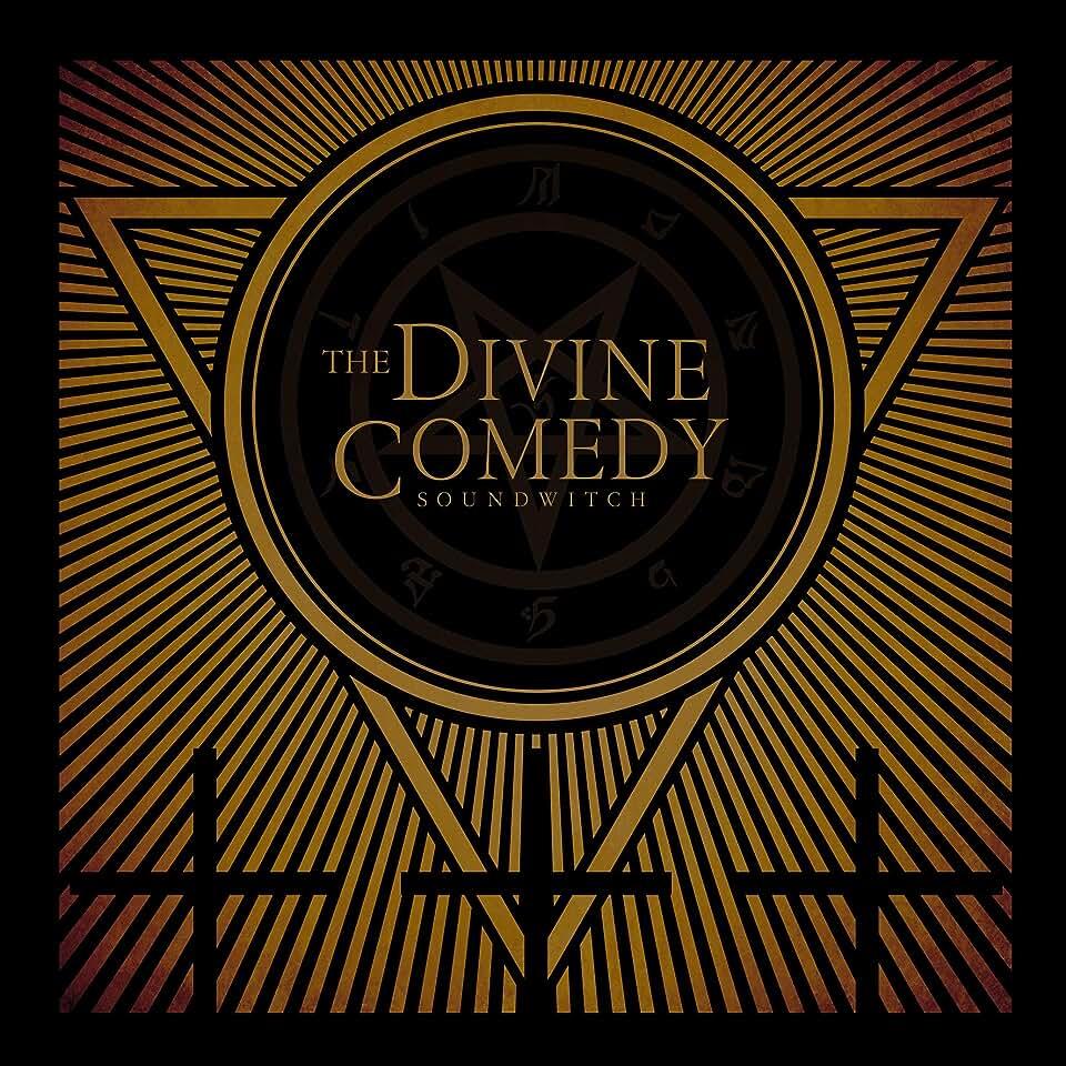 sumulat ng divine comedy