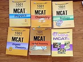 Examkrackers 1001 Questions in Mcat Set Plus 101 Passages in Verbal Reasoning