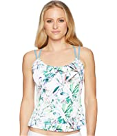 Capri Third Eye 4 Tankini Top