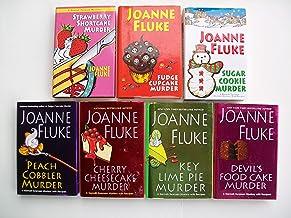 Hannah Swensen Mystery Series (Set of 7) Strawberry Shortcake, Fudge Cupcake, Sugar Cookie, Peach Cobbler, Cherry Cheeseca...