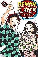 Demon Slayer: Kimetsu no Yaiba, Vol. 23: Life Shining Across The Years Kindle Edition