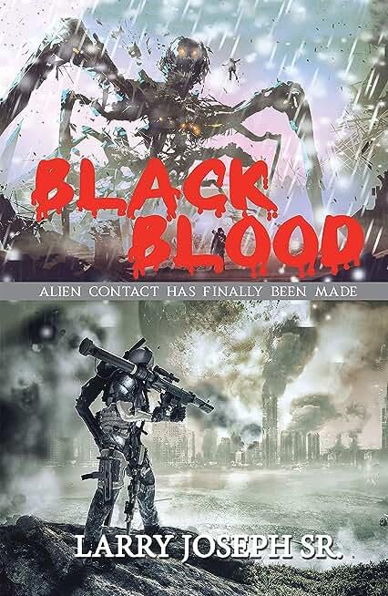 Black Blood (English Edition)