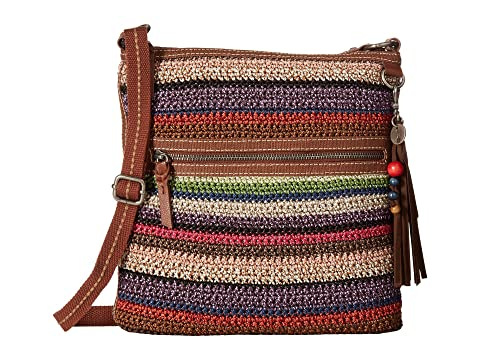 Crochet Lucia The Crossbody Vagabond raya Sak PBxWq1wW7O