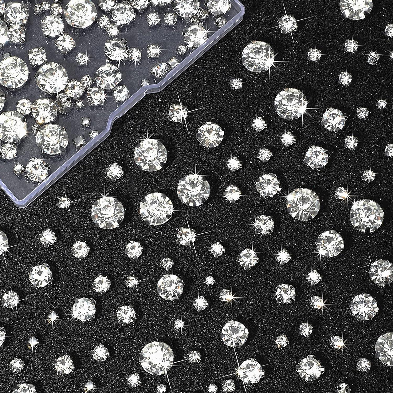 Crystal Sew on Rhinestone Glass Claw to Flatb 10 mm 3 Many Ranking TOP11 popular brands