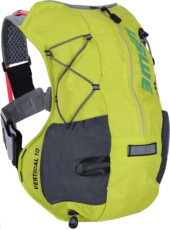 USWE Sports Vertical 10 Pack de hidratación, Unisex Adulto