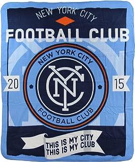 The Northwest Company MLS Lightweight Fleece Throw Blanket