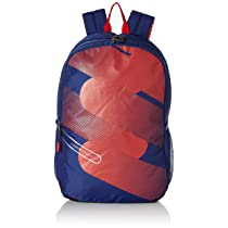 Lavie Sport 34 Litres Casual Backpack | School College Bag For Boys & Girls